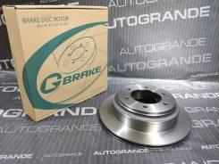 Диск тормозной задний G-Brake GR02149