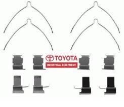 Зажим тормозной колодки. Toyota
