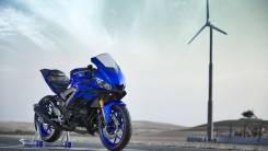 Yamaha YZF-R3, 2020