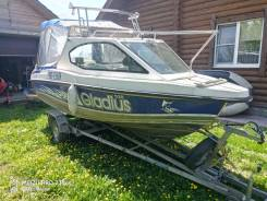 Продам Катер Gladius SEA WIND 520HT