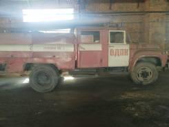 ЗИЛ 431412 Пожарная