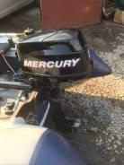 Лодочный мотор Mercury F5 M, 4х тактный