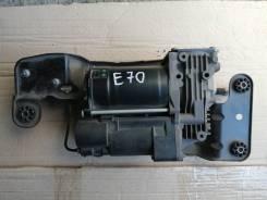 Компрессор пневмоподвески BMW X5 E70 X6 E71 б/п по РФ