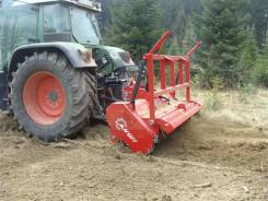 Мульчер на трактор AHWI Prinoth М500