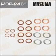 """Шайбы для форсунок, набор """"Masuma"""" MMC 4D56, 4M40, 4D65, 4D68, 4D55"""