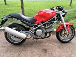 Ducati Monster 400, 2004