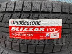 Bridgestone Blizzak VRX, 245/45R18 96S Made in Japan!