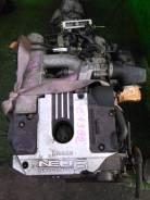 Двигатель НА Nissan Laurel GNC35 RB25DE