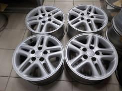 """Оригинальные литые диски Тойота RAV4 16"""" 7jj (5*114.3) et+45 цо60.1мм"""