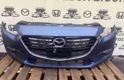 Бампер передний Mazda 3 BM