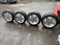 Продам разноширокие колёса AMG Monoblock Aero II R18