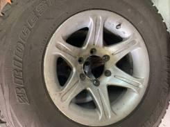 Продам колёса Bridgestone 275/70 R16