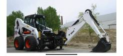 Обратная лопата для bobcat