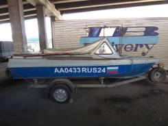 Продам лодку Казанка 5М4 Стационарный водомет