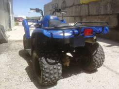 Yamaha Grizzly 250, 2010
