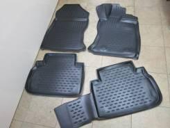 """Коврики в салон Subaru Forester 12-18 г. (правый руль) """"Element"""""""