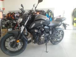Yamaha MT-07, 2020