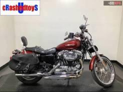 Harley-Davidson Sportster 1200 Custom XL1200C 57053, 2009