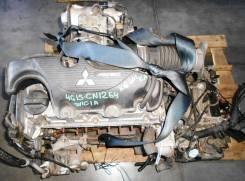 ДВС с КПП, Mitsubishi 4G15 - CVT W1C1A 4WD FF Z28A 108 601 km коса+ком