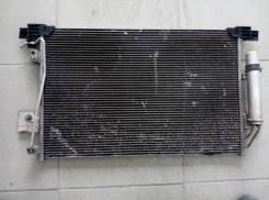 Радиатор кондиционера Mitsubishi Delica D5 CV5W, 4B11