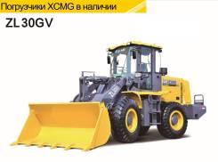 фронтальный погрузчик XCMG ZL30GV, 2020