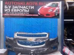 Бампер передний Chevrolet Trail Blazer 2014 Внедорожный