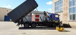 Продам Ломовоз МАЗ 6312С9 с КМУ Palfinger VM10L74