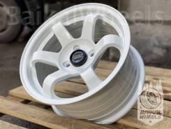"""Новые диповые диски Rota Rays TE37 15"""" White в наличии, отправка"""