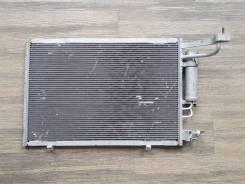 Радиатор кондиционера Ford Fiesta MK6