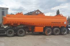 Полуприцеп-цистерна ГРАЗ 96221, В г. Тольятти, 2008