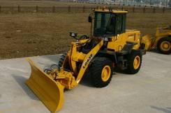 Отвал снеговой мех поворот для SDLG-936