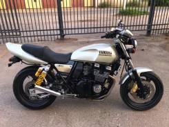 Yamaha XJR, 1999