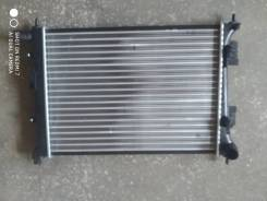 Радиатор Kia Rio, Hyundai Solaris 10-17 г. в.