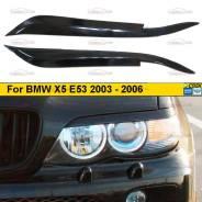 Реснички для BMW X5 E53 2003 - 2006