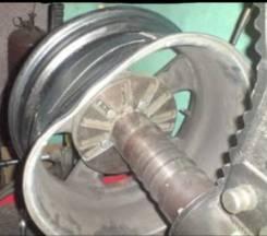Правка дисков колёс