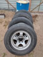 Шины 4 колеса 265х70 R16 Сафарь, крузер.
