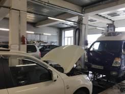 Ремонт подвесок Дизельных Корейских Автомобилей Kia Hyundai SsangYong