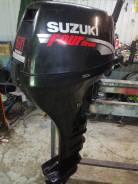 Лодочный мотор Suzuki DF15 из Японии!