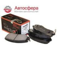 Колодки торм. Hyundai Sonata (ТагАЗ)/Tucson 04-/Elantra 06-/KIA Sportage 04-/SOUL перед. к-т(пр-во КО Kortex KT3352T