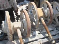 Натяжное колесо, ленивец 800.11.50.00 крана МКГ-25