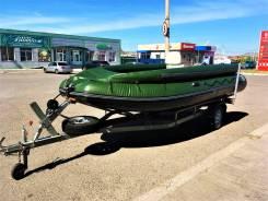 Продам лодку Фрегат