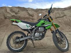 Kawasaki KLX 250, 2004