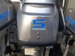 Продам лодочный мотор Seanovo 5 FHS Новый