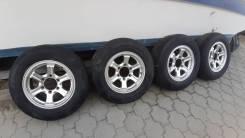Комплект колес (литье) Grand Hiace | Regius | Hiace 215/70R15 +резина