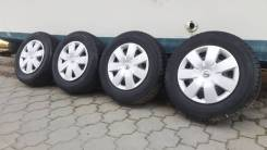 Комплект колес с резиной Yokohama Guardex F700 195/70 R14