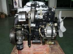Новый ДВС двигатель в сборе с навесным Isuzu 4JB1 T (турбо) 8944373977