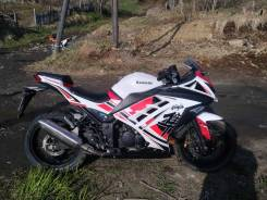 Kawasaki Ninja 300, 2019