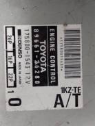 Блок управления efi Toyota Hiace (8966126280)