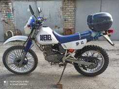 Suzuki Djebel 125, 1993