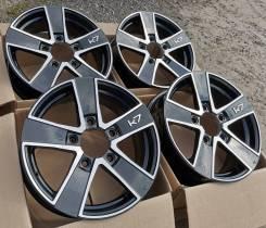 Новые литые диски K-7 на Ниву, Шеви Ниву R16